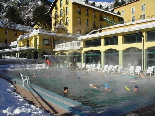 Grand Hotel Terme Di Vinadio - Vinadio (Cuneo) - Prenota Subito!