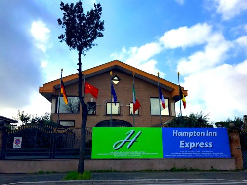 Euro House Inn Airport Fiumicino