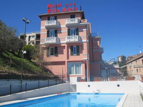 Hotel Celle Ligure  Stelle