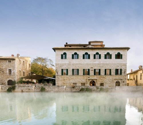 Albergo Le Terme - Bagno Vignoni (Siena) - Book Now!