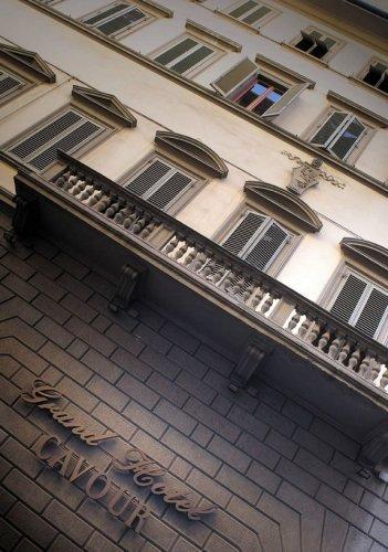 Grand hotel cavour firenze prenota subito for Grand hotel cavour