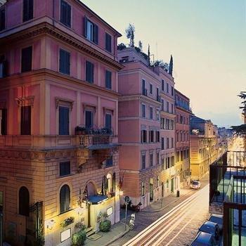 Hotel quattro fontane roma prenota subito for Quattro stelle arredamenti prezzi