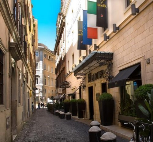 Hotel Valadier Rome Book Now