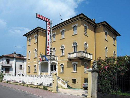 Hotel Montepiana Venezia Mestre