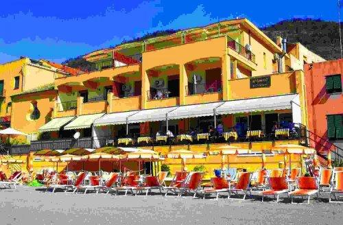 Hotel Direttamente Sul Mare Varigotti