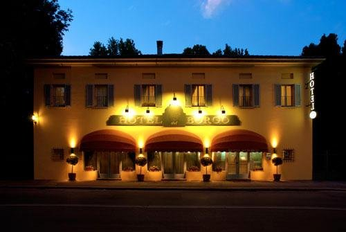 Hotel del borgo bologna prenota subito for Hotel bologna borgo panigale