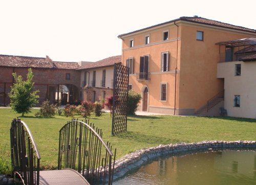 Hotel Villa Giarona Piacenza