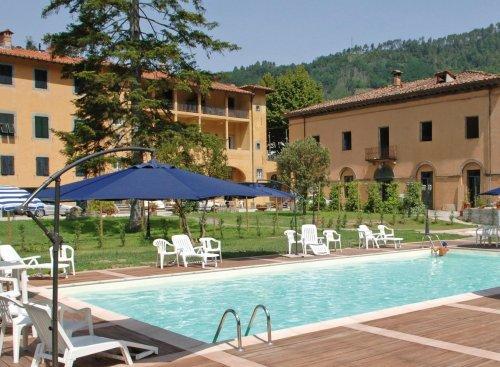 Park Hotel Regina - Bagni Di Lucca (Lucca) - Prenota Subito!