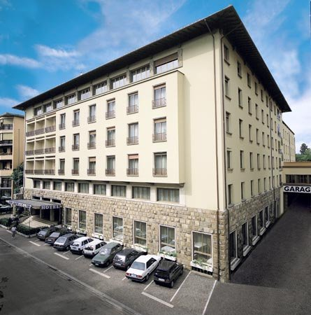 Hotel Mediterraneo Firenze Mappa