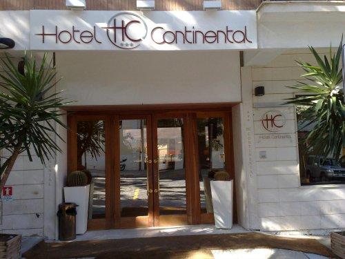 Hotel Continental - Reggio Di Calabria (Reggio Calabria) - Buchen ...