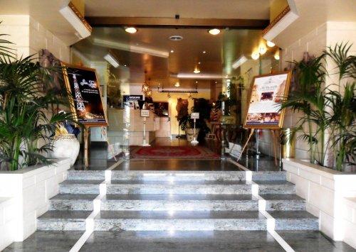 Grand Hotel De La Ville - Villa San Giovanni (Reggio Calabria ...