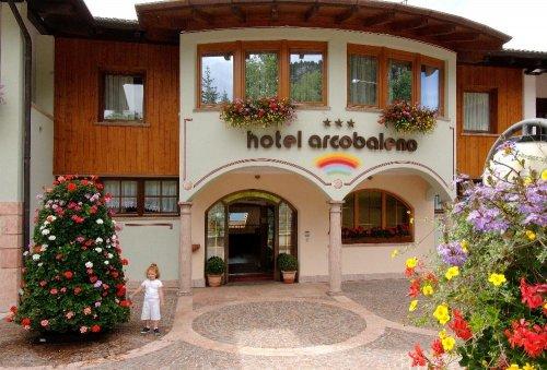 Hotel Arcobaleno Fai Della Paganella Trento Prenota