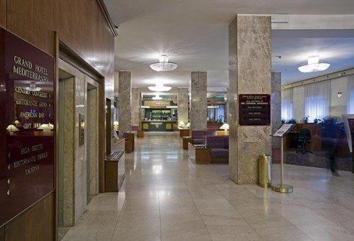Grand Hotel Italia Sala Foyer : Grand hotel mediterraneo firenze prenota subito