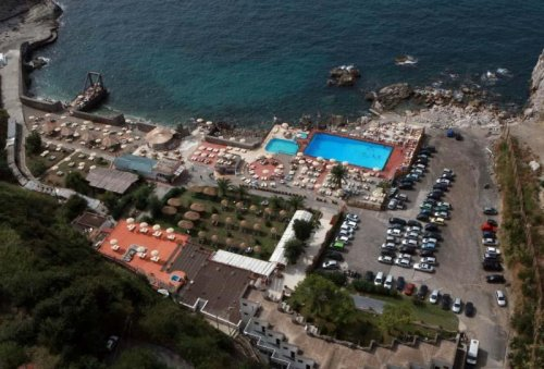 sea club conca azzurra massa lubrense naples