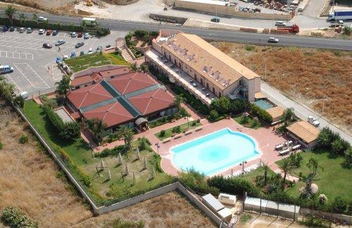 Villa Sikania Park Hotel - Siculiana (Agrigento) - Book Now!