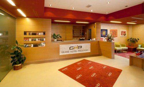 Grand Hotel Italia Sala Foyer : Grand hotel president spilimbergo pordenone prenota