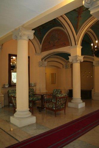 Grand Hotel Italia Sala Foyer : Grand hotel villa balbi sestri levante genova