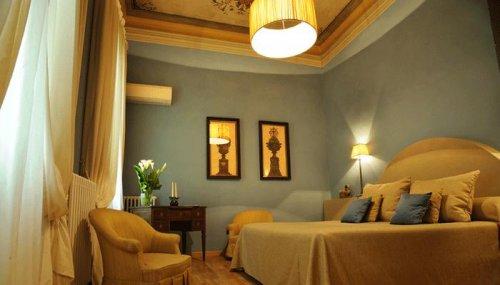 Msn suites palazzo galletti firenze prenota subito for Soggiorno la pergola firenze