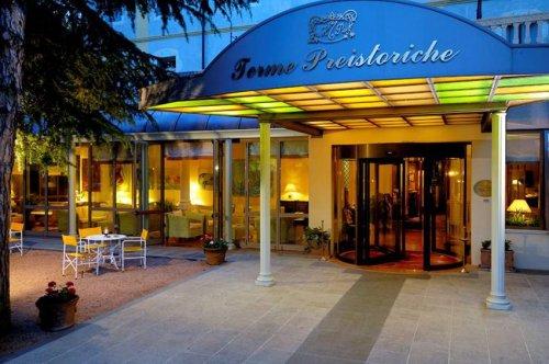 Hotel terme preistoriche montegrotto terme padova prenota subito - Piscine termali montegrotto ...