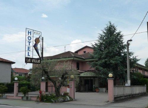 Hotel La Villa - Ivrea (Torino) - Prenota Subito!