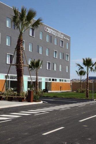 Cosmopolitan Business Hotel - Civitanova Marche (Macerata) - Reserve ...