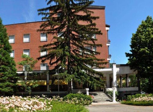 Hotel Salus - Sant\'andrea Bagni (Parma) - Book Now!
