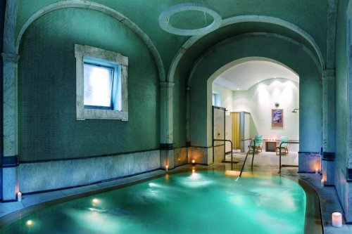 Bagni di pisa palace spa san giuliano terme pisa - Terme bagni di pisa prezzi ...