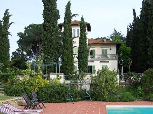 Hotel Villa Liberty Siena Italia