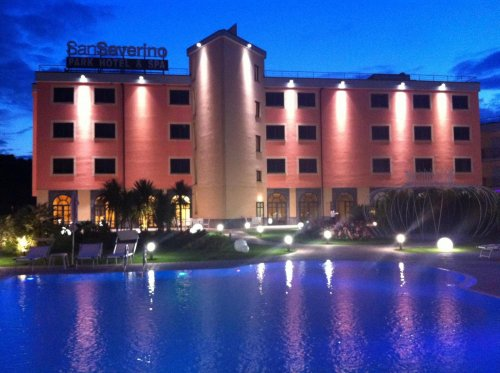 Park Hotel San Severino Amp Spa Mercato San Severino
