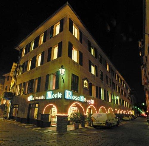 Hotel Monte Rosa - Chiavari (Gênova) - Reserve agora!