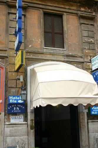 Hotel Soggiorno Blu - Rome - Book Now!