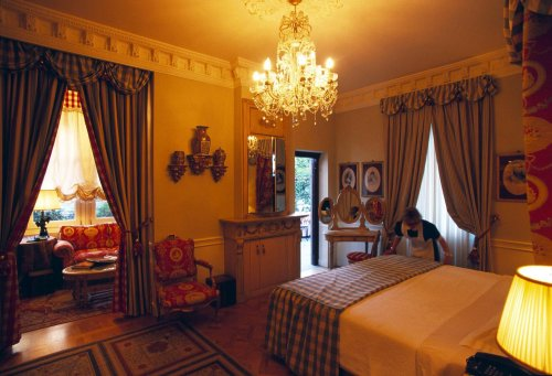 Interni Di Villa San Martino : Hotel de la ville monza small luxury hotels of the world monza