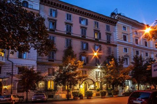 Ludovisi Palace Hotel Roma Recensioni
