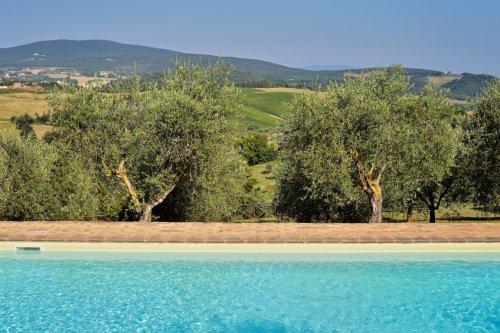 L\'Aia Country Holidays - Monteriggioni (Siena) - Buchen Sie ...