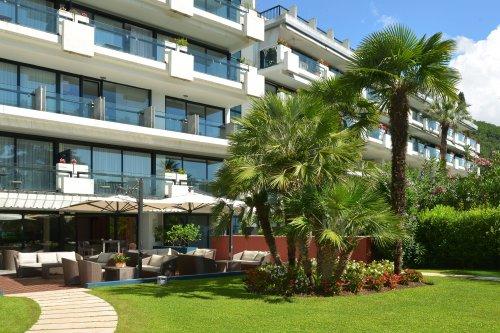 Hotel Du Parc In Garda Lago Di Garda Gardasee Italien