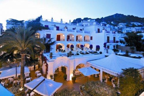 Hotel La Palma - Capri (Neapel) - Buchen Sie jetzt!