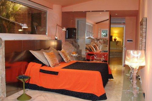 Hotel sport club portorais marina di cinisi palermo for Camere arredate