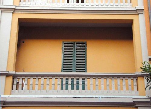 Plan Bologne Villa Spada