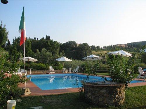 Casanova di pescille san gimignano sienne r servez maintenant Atmosphere agreable piscine jardin