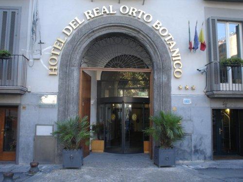 Hotel Real Orto Botanico Neapel Buchen Sie Jetzt