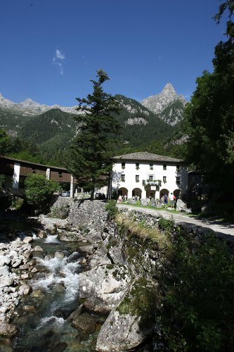 Relais Bagni Masino - Val Masino (Sondrio) - Buchen Sie jetzt!