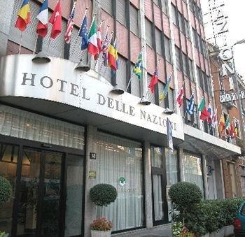 hotel delle nazioni milano prenota subito