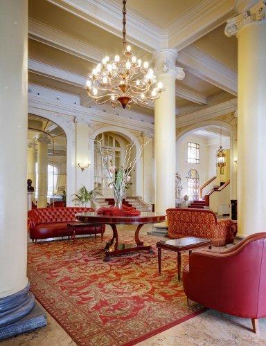 Grand Hotel Italia Sala Foyer : Grand hotel et des palmes palermo prenota subito